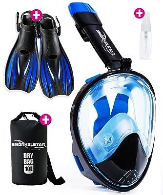 Snorkel Set - Snorkeling Gear