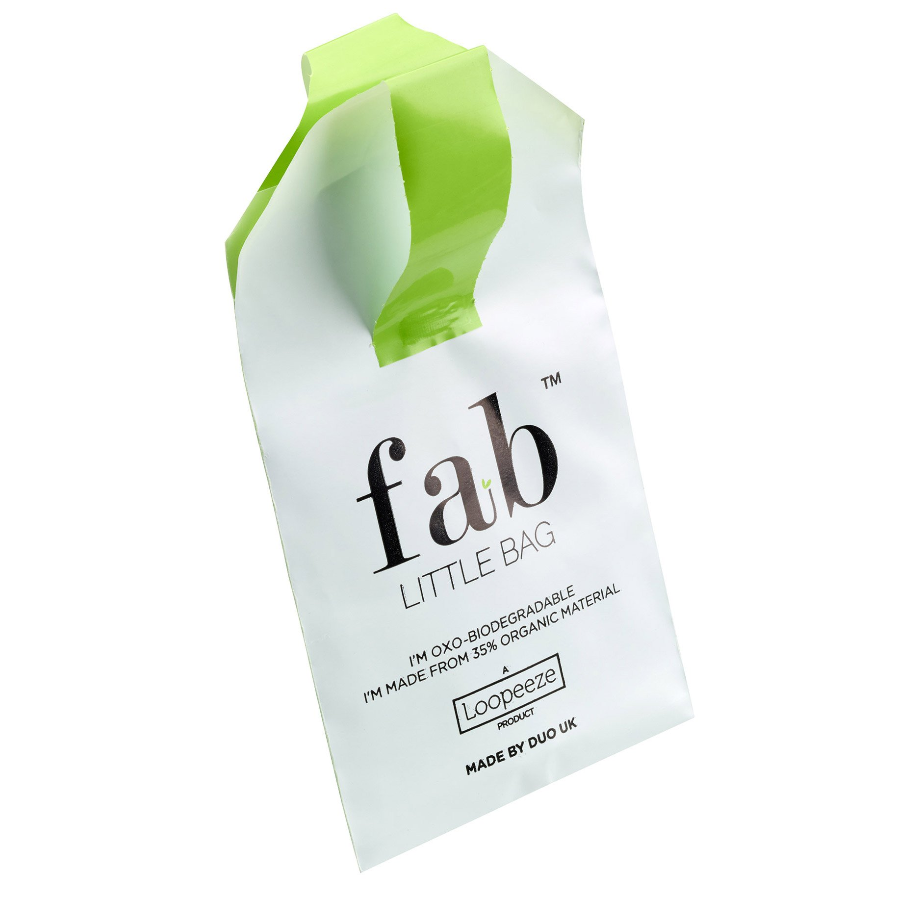 Fab Little Bag Sealable One Handed Tampon Disposal Bag 26g (Pack of 12) by FabLittleBag (Image #2)