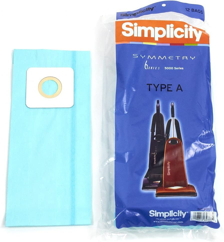 Simplicty Microstatic Ultrafiltration BioClear Vaccum Bags 6000 Series Item S6-12