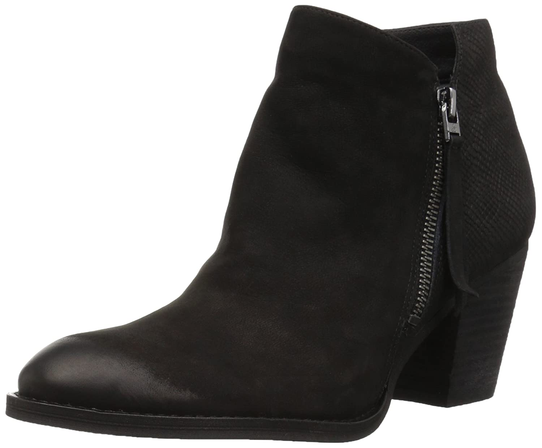Sam Edelman Women's Macon Ankle Boot B07BR7XQL6 9.5 B(M) US|Black Leather
