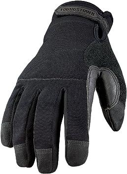 1980/'s U.S military black leather gloves