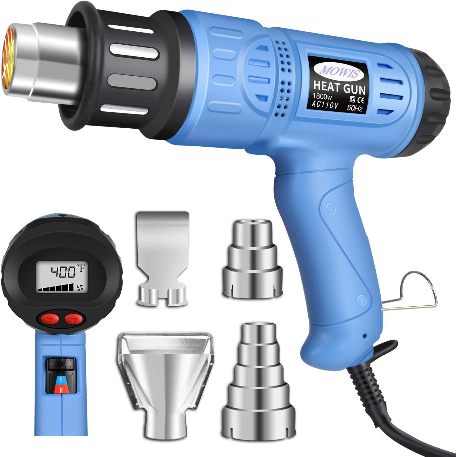 Heavy Duty Hot Air Shrink Gun