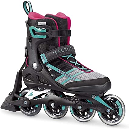 Rollerblade Macroblade 84 ABT W Damen-Inliner Inline Skates Inlineskates NEU