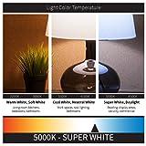 Sunlite 85366-SU LED 8 ft. Garage Linear Wraparound