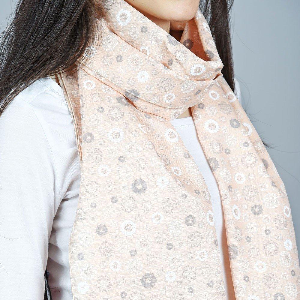 Baisers salés Echarpe coton Rueda Beige - Fabriqué en europe  Amazon.fr   Vêtements et accessoires fbde9546161