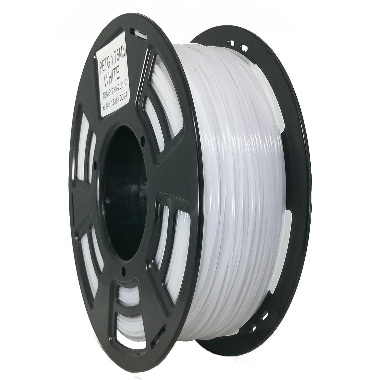 0.05mm // 2.2 lbs Dimensional Accuracy Stronghero3d 1.75mm PLA 3D Printer Filament Metal SILVER GREY 1kg Spool