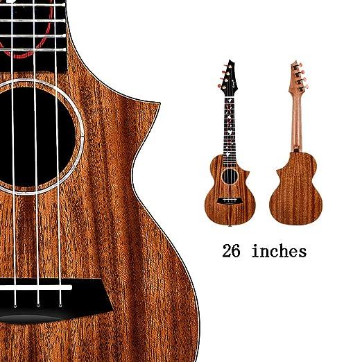 CL-jita Guitarra Single Board Caoba Instrumento Musical ...