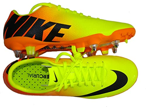 Chaussures de football NIKE Mercurial Veloce SG Pro, jaune