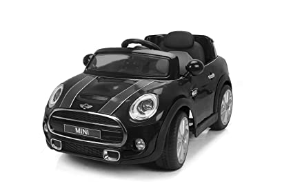 Buy Brunte Bmw Mini Cooper Black Battery Operated Remote Controlled