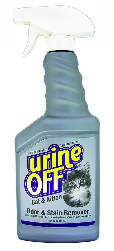 Urine Off Fórmula en spray para adultos y jóvenes gatos 500 ml