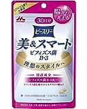 森永乳業 美&スマート ビフィズス菌B-3 30日分 ビースリー (1秒腸活)