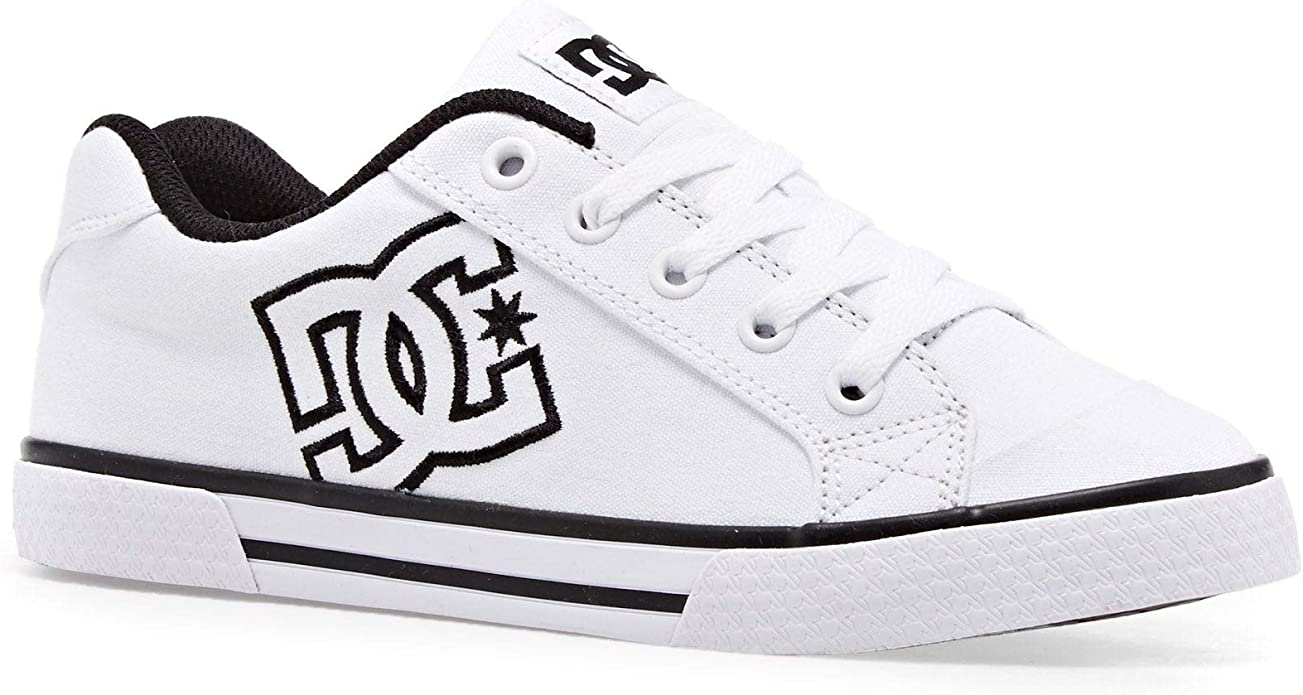 DC Shoes Tonik TX Sneakers Damen Weiß/Schwarz