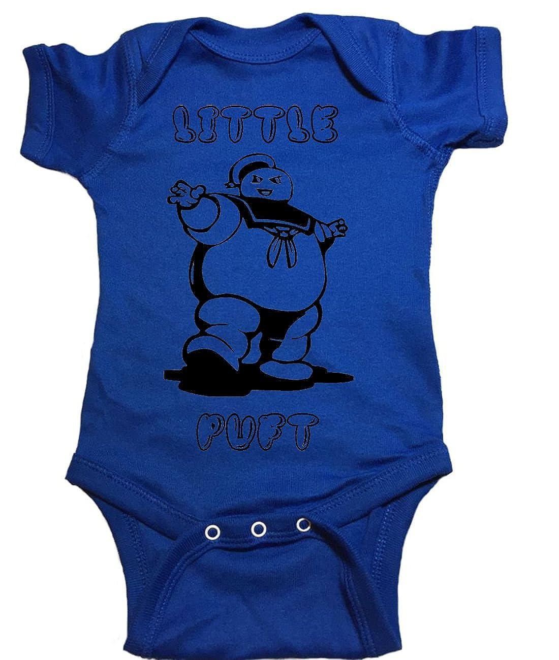 NorthStarTees Ghostbusters One Piece Little Puft Bodysuit