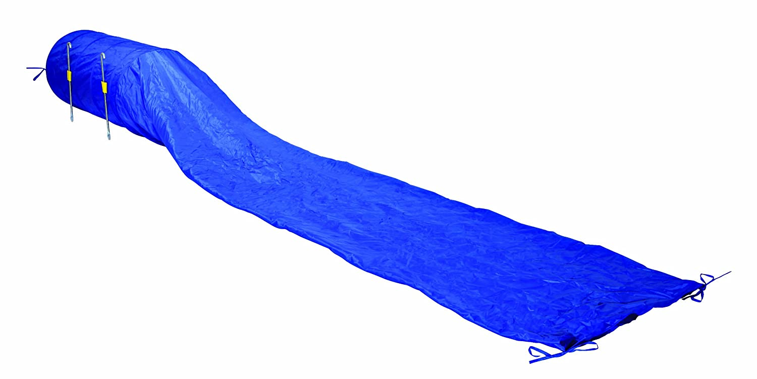 Trixie 3212 Pet Products Agility Sack Tunnel, Large, bluee