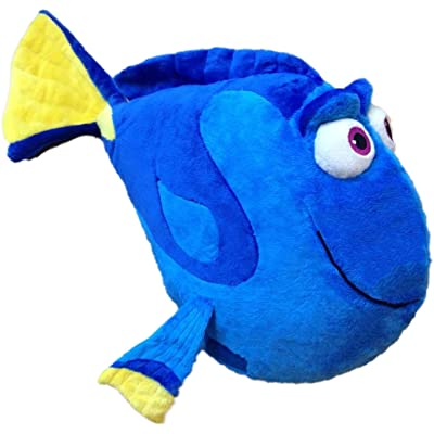 "Pillow Pets Disney Finding Dory, 16"", Blue/Yellow: Home & Kitchen [5Bkhe0504703]"
