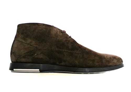 e3923fd9edf0 Tod s Herren XXM0XS0T480RE09996 Braun Wildleder Desert Boots  Amazon ...