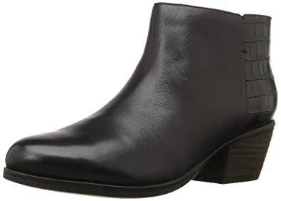 Amazon.com | Clarks Women's Gelata Italia Black Combi Leather ...