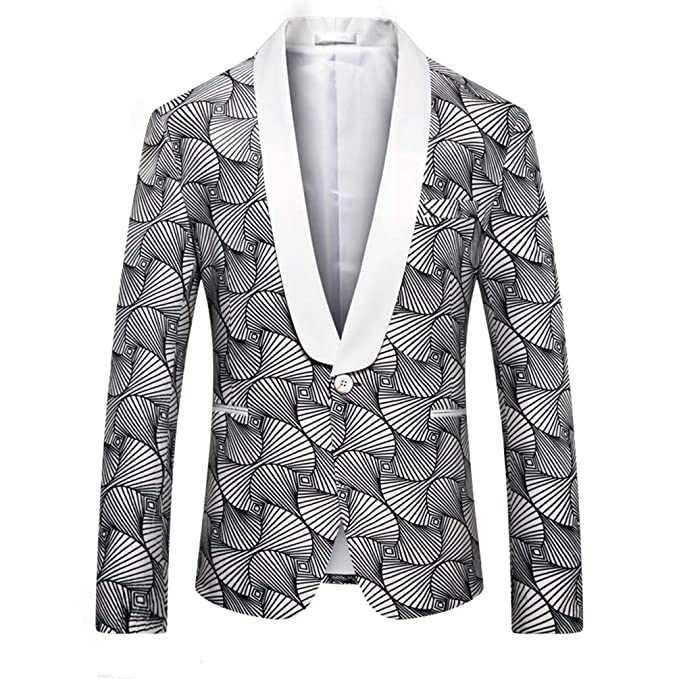 Amazon.com: Mogu - Blazers para hombre (ajustados), color ...