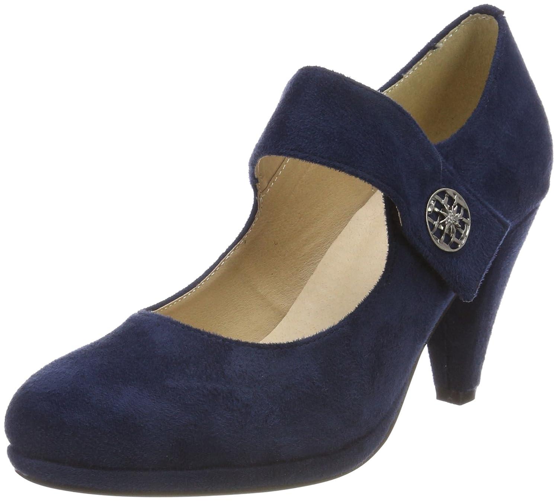 TALLA 38 EU. Andrea Conti 3591515, Zapatos de tacón con Punta Cerrada para Mujer