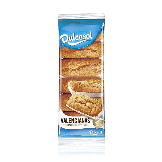 Dulcesol Valencianas - Paquete de 12 x 29.17 gr - Total: 350 gr