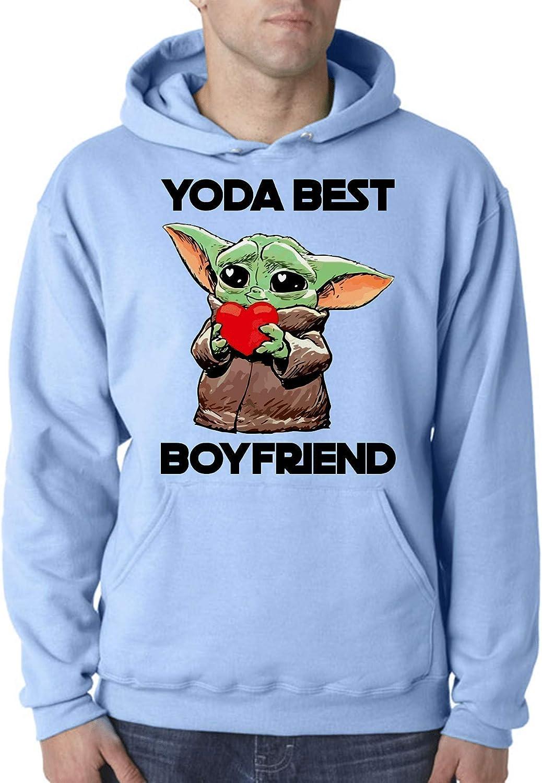BEE TEE Yoda Best Boyfriend Cute for Men
