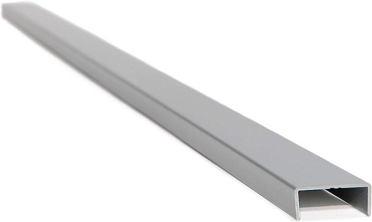 U-Profile2 Stück in 2750 mmZubehör für Schiebetürbausatz