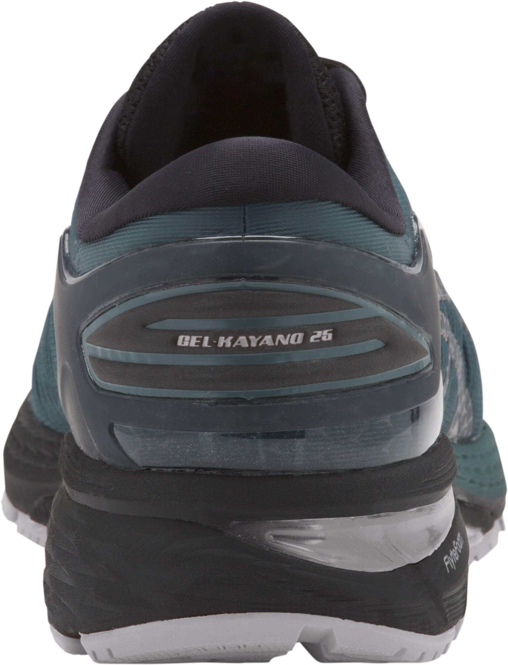 ASICS Men's Gel-Kayano 25 Running Shoe, Iron Clad/Black, 7 D(M) US by ASICS (Image #7)