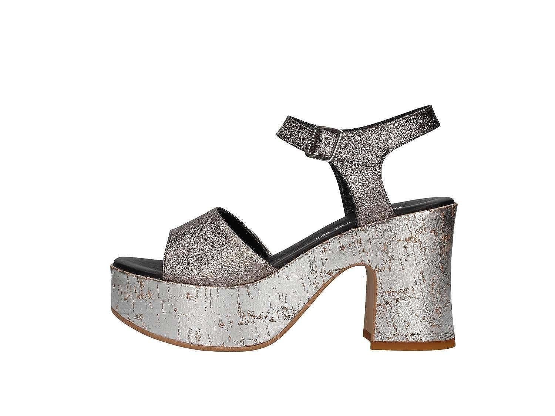 25806deb8 XiaoGao Sandalias de tacon de moda sandalias de 13 centímetros de ...