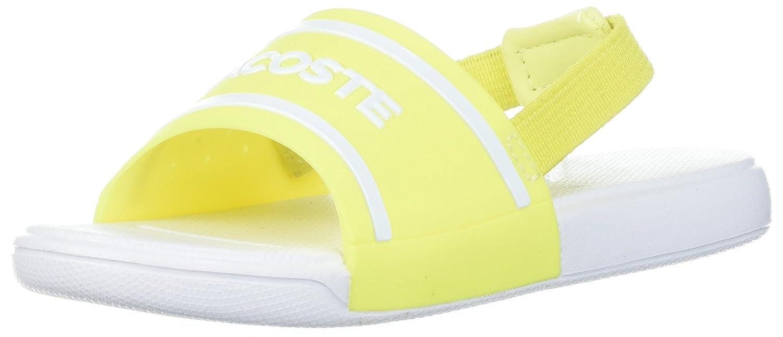 1049b4ac78 Amazon.com   Lacoste Kids' L.30 Slides   Sneakers