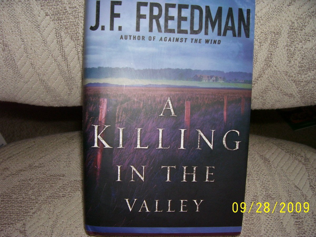 Download A Killing in the Valley pdf