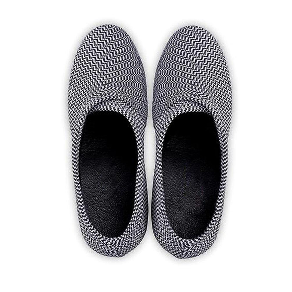 BOTXV Damen High Heels Keil Schuhe Herbst Runde Kopf Kopf Kopf Mesh Oberfläche Gestreifte Schuhe Größe 63e52f