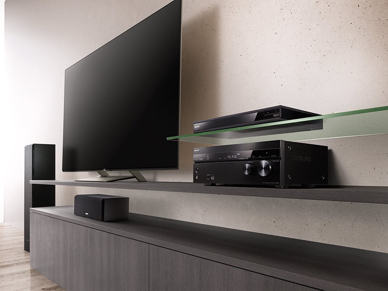 Sony STRDN1080 7.2 Channel Dolby Atmos Wi-Fi Network AV Audio Component Receiver Black