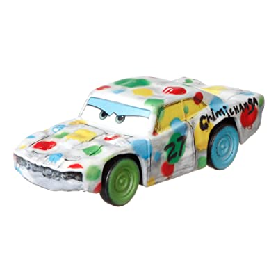 Disney Cars Pixar Cars: Jambalaya Chimichanga (GJY96): Toys & Games