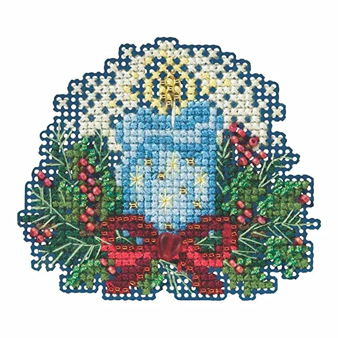 Christmas Sweater Weather Glass Bead Kit with Treasure by Mill Hill