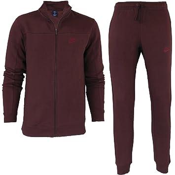 Nike Men Sportswear Forro Polar Tracksuit 861776 619 - Chándal ...