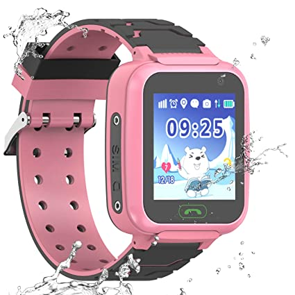 Amazon.com: PalmTalkHome - Reloj inteligente con GPS para ...