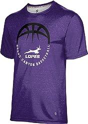 Heather ProSphere Northeastern University Basketball Womens Performance T-Shirt