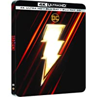 Shazam! [4K Ultra HD SteelBook]