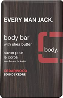 product image for Every Man Jack Men's Body Bar - Cedarwood   7.0-ounce - 1 Bar   Naturally Derived, Parabens-free, Pthalate-free, Dye-free, and Certified Cruelty Free
