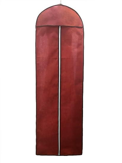 TUKA Transpirable Funda de Ropa, 180 cm x 60 cm Bolsa de Ropa Protector para