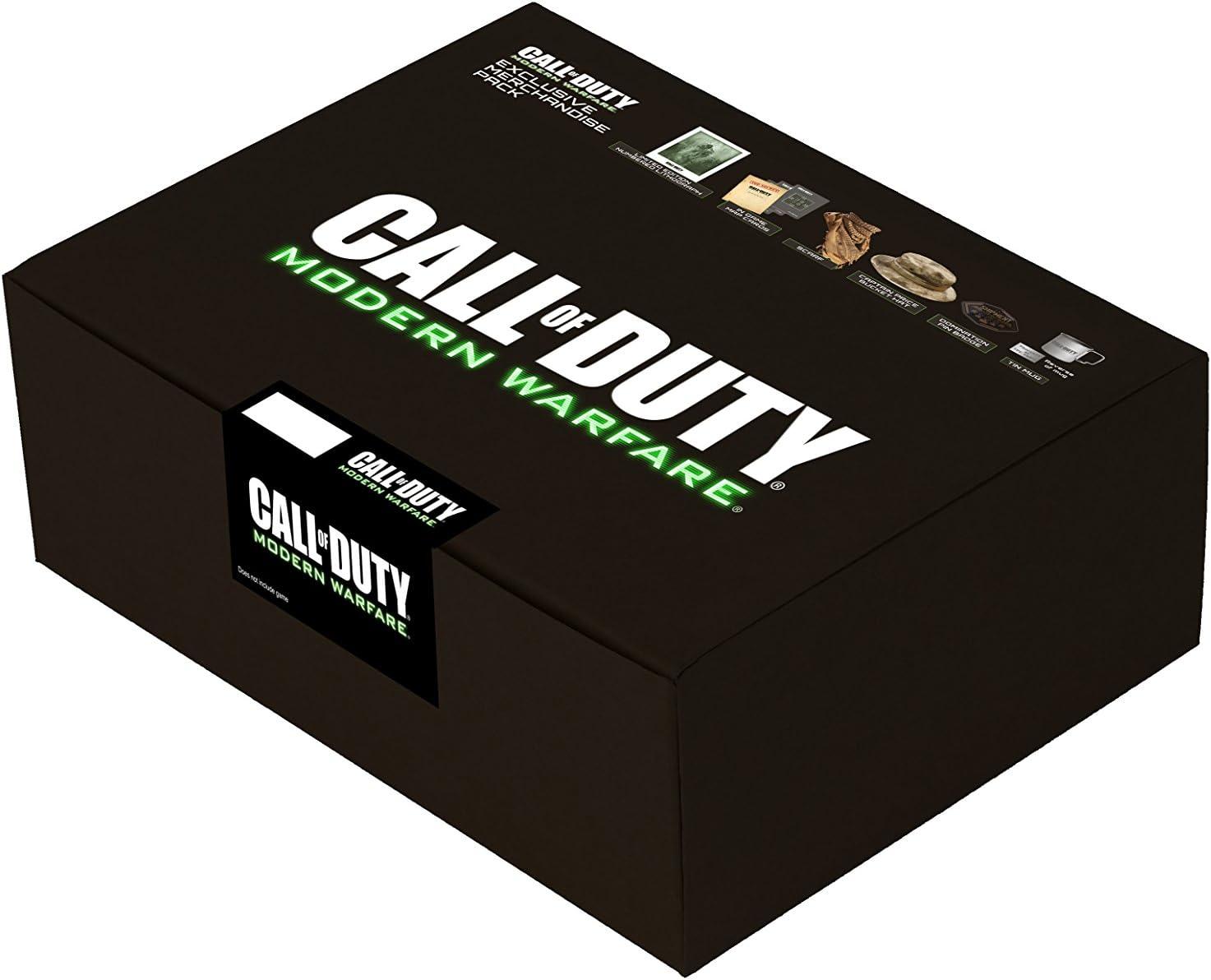 Call Of Duty Modern Warfare Huge Crate - Scarf (Xbox One/PS4) [Importación Inglesa]: Amazon.es: Videojuegos