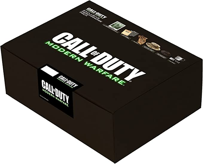 Call Of Duty Modern Warfare Huge Crate - Scarf (Xbox One/PS4 ...