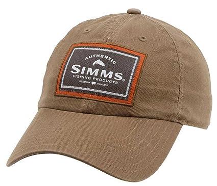 Simms único Haul Cap, Saddle: Amazon.es: Deportes y aire libre