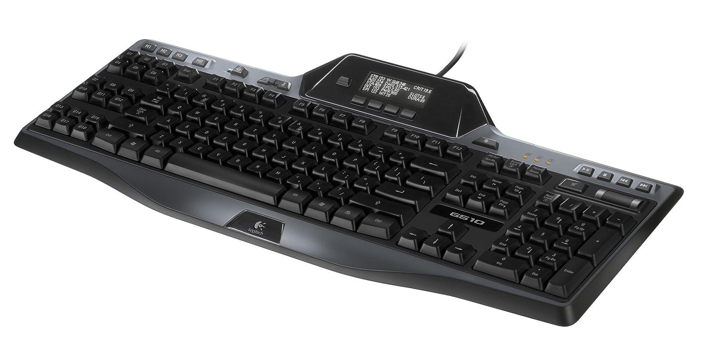 Logitech Y-U0010 Keyboard Gaming Drivers for Windows