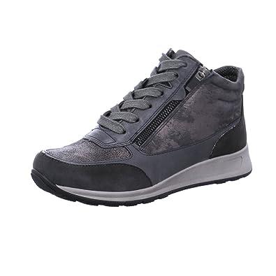 Sneakers Osaka ARA grey Ara g6SyggGSir