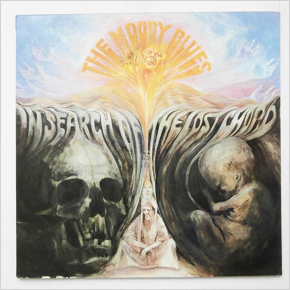 Moody Blues, The   In Search Of The Lost Chord   Deram   SML 15 ...