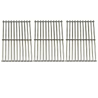 Direct Store Parts DS103 Solid Stainless Steel Cooking grids Replacement for Uniflame GBC1030W, GBC1030WRS, GBC1030WRS-C, GBC1134W, GBC1134WRS; Replacement for Backyard Gas Grills