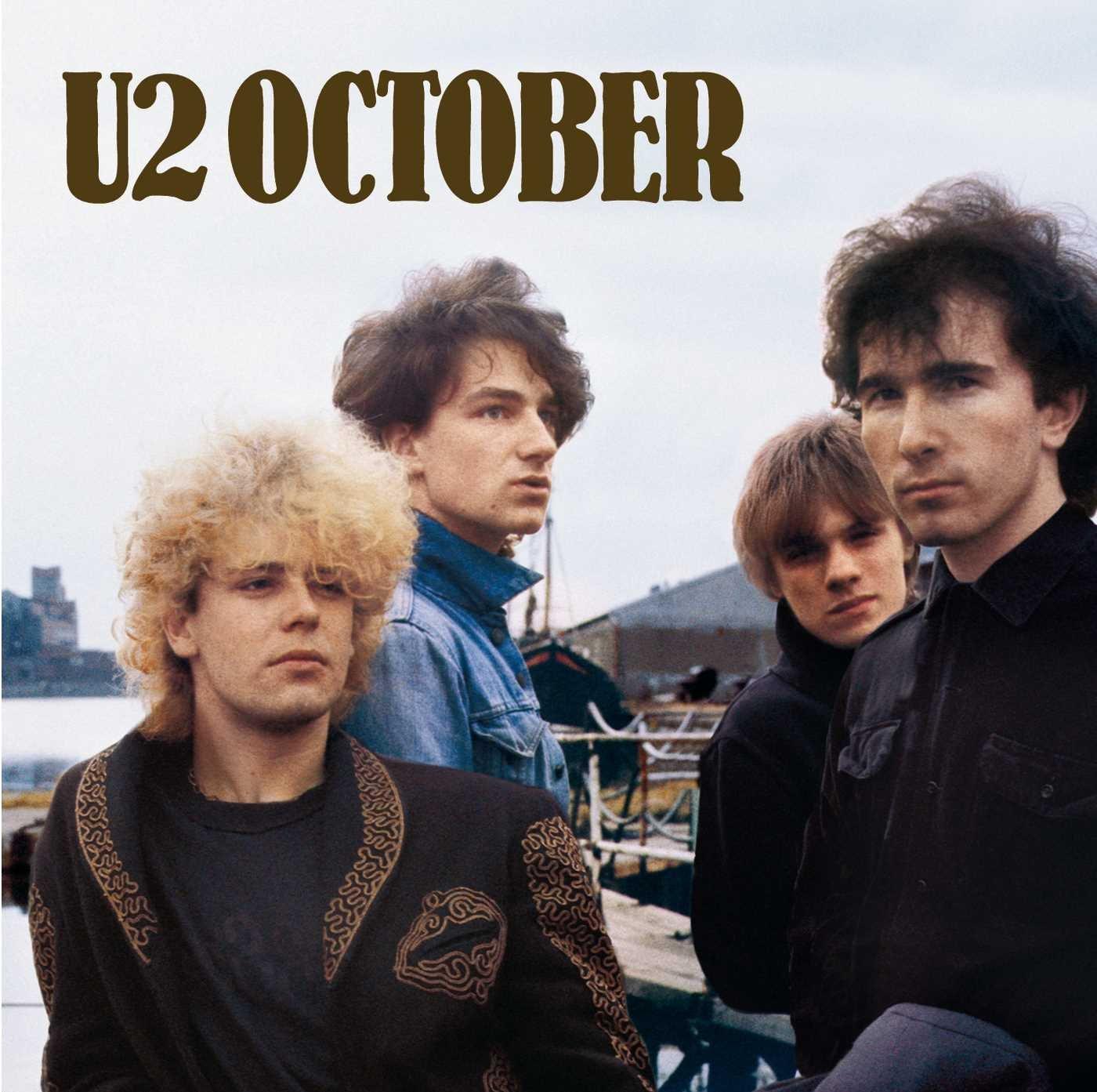 Vinilo : U2 - October (Holland - Import)