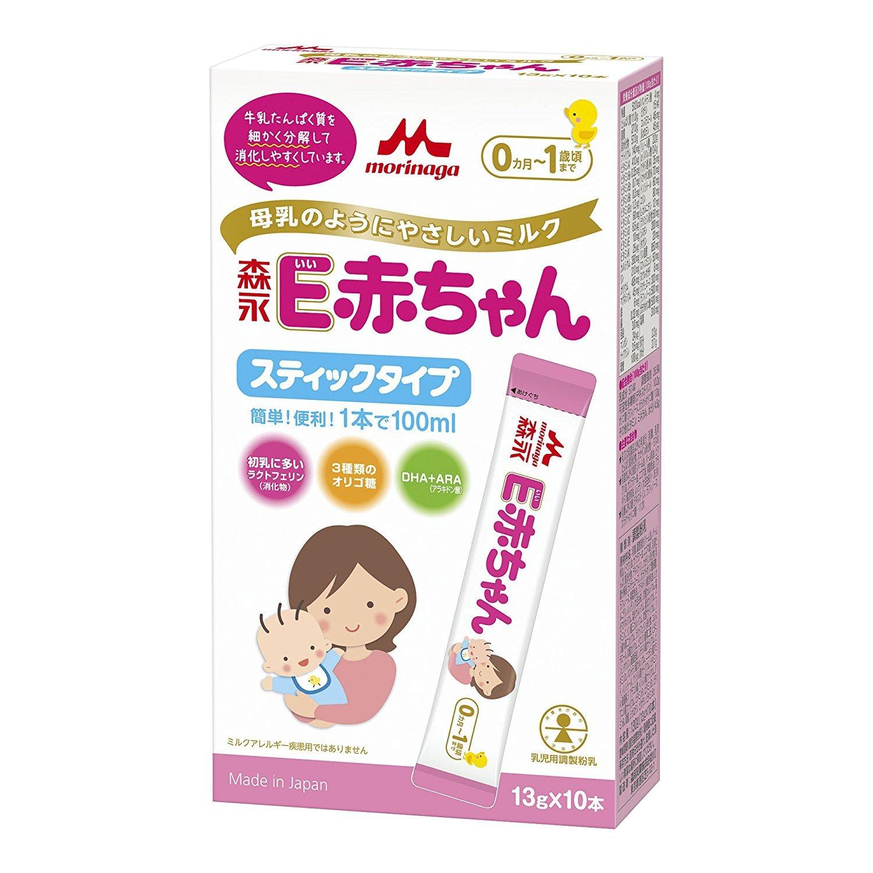 森永乳牛 E赤ちゃん