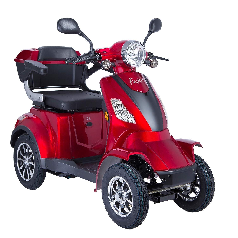 scooter eléctrico exterior todos los terrenos cinturón led
